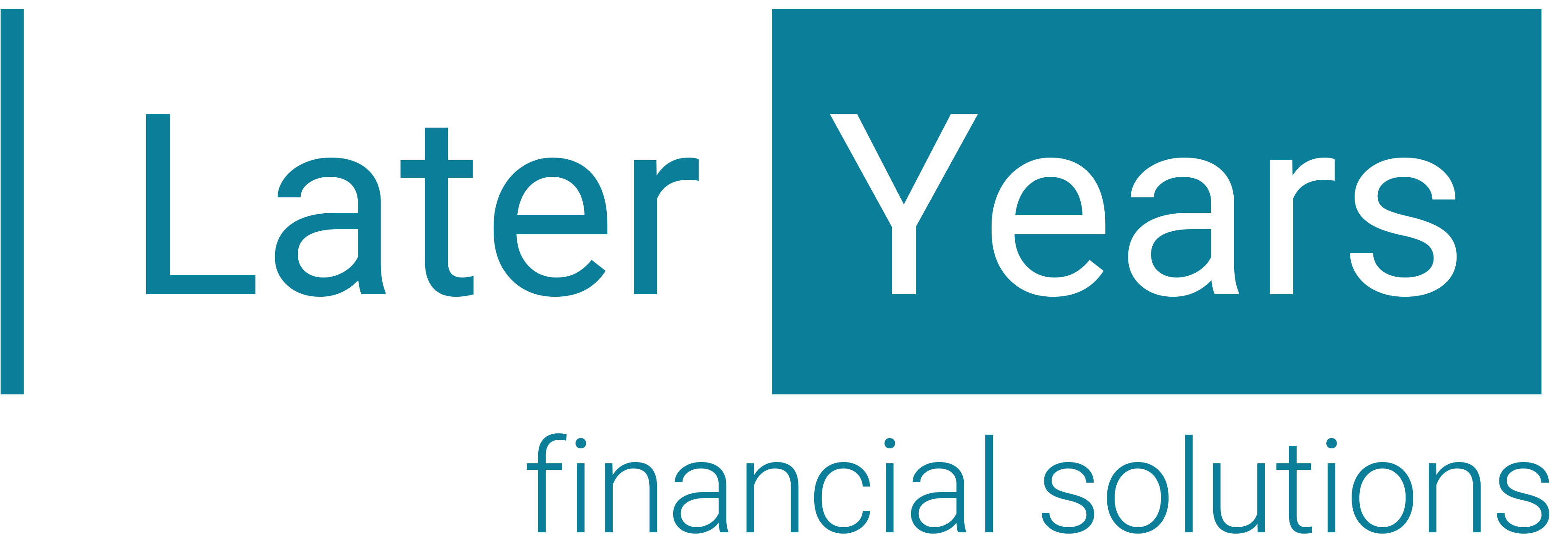 Later Years Financial Solutions
